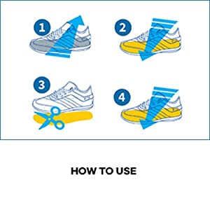 Scholl/'s MEMORY FIT Insoles //// Memory Foam Pillow-Soft Cushioning Conforms to Your Foot for Greater Softness and Comfort for Womens 6-10, also available for Mens 8-14 Dr