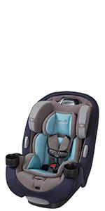 Safety 1st Grow and Go EX Air Convertible Car Seat