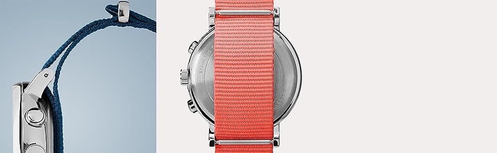 Timex Slip-Thru Straps