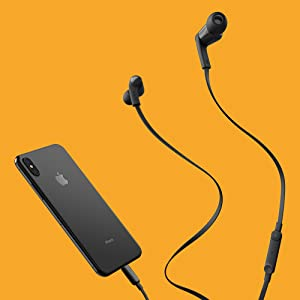 Headphones with Lightning Connector