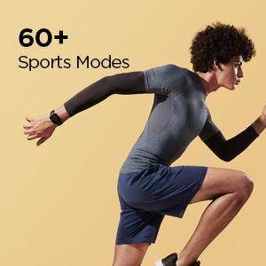50 Sports modes