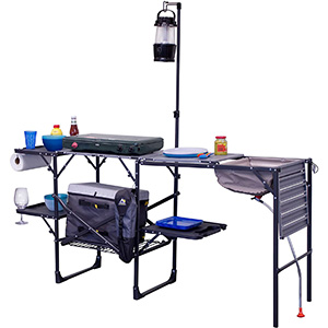Outdoor Master Cook Portable Folding Camp Kitchen