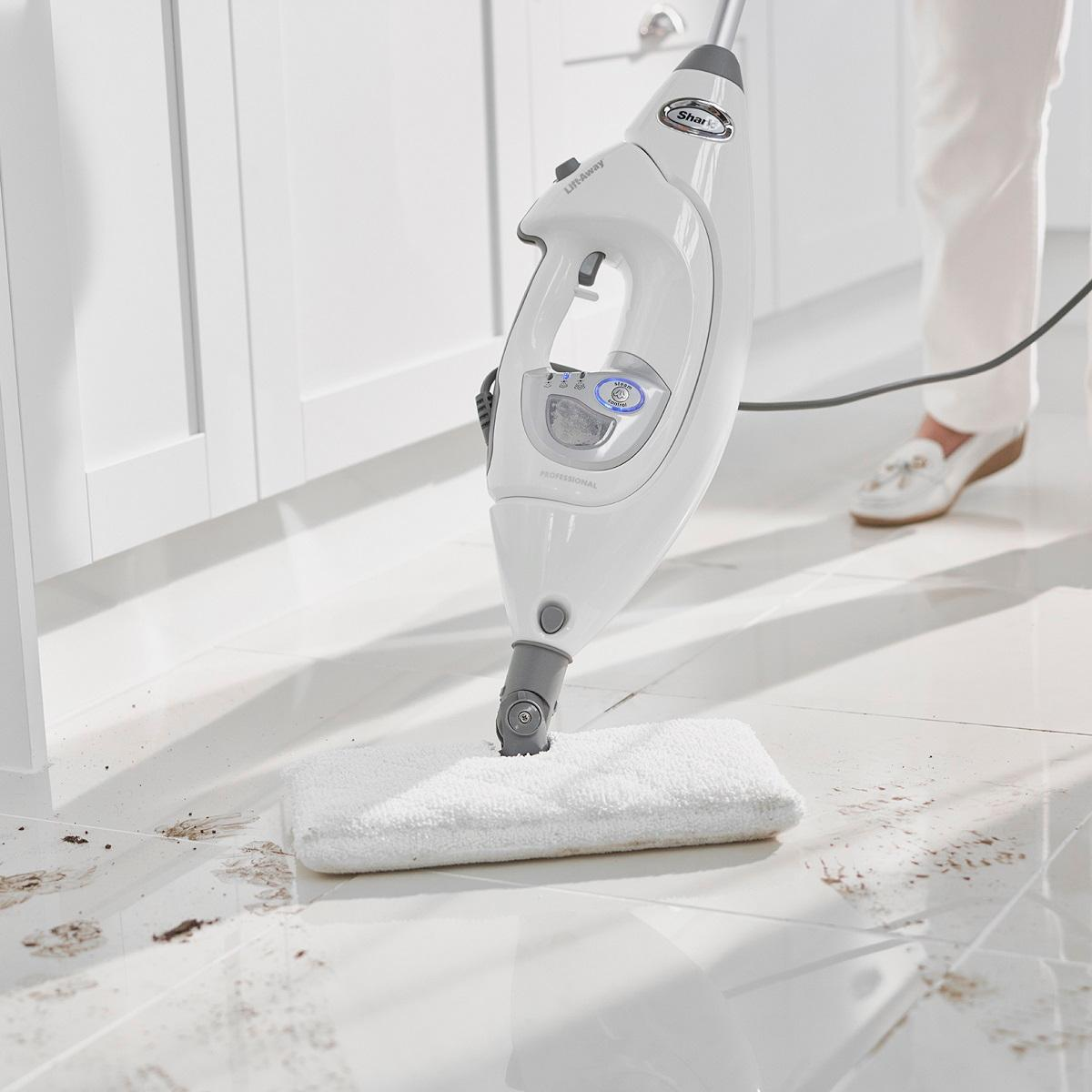 Shark Lift Away 2 In 1 Corded Steam Pocket Mop S3901uk