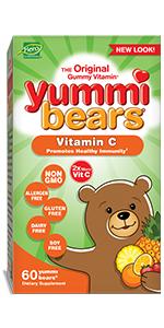 Yummi Bears Vitamin C