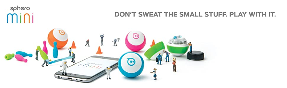 Sphero Mini App Enabled Robot, Blue: Amazon.co.uk: Toys