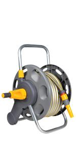 Hozelock 60m Wall Mounted Reel Without Hose Assortment