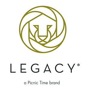 Legacy - a Picnic Time brand, a U.S. based small business in California, wine gifts, beer gifts