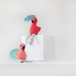 Red Heart Sparkle and Shimmer Crochet Unicorn | Yarnspirations | 300x300