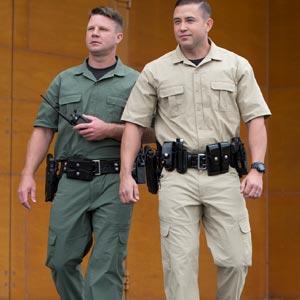Men in Summerweight Uniform