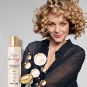 Pantene Pro-V Hair Biology