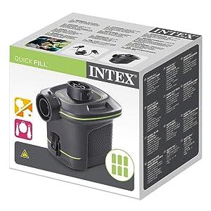 Intex,pompa a batteria