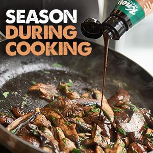 knorr, intense, seasoning, flavour, cooking, sauce, garnish, cook, chef, vegan