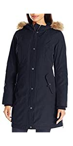 Levi's Women's Arctic Cloth Hooded Snorkel Jacket