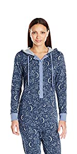 munki munki, onesie, sparkle fleece, fleece, soft, comfort, warm, womens, sleepwear, loungewear, pjs