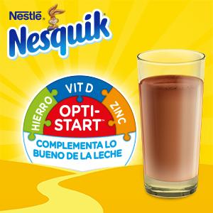 nesquik, leche, vaso de nesquik, vaso de leche, desayuno