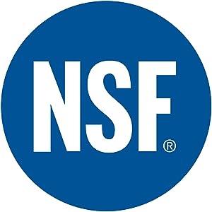 """TRINITY 48"""" EcoStorage NSF Stainless Steel Table w/ Wheels"""