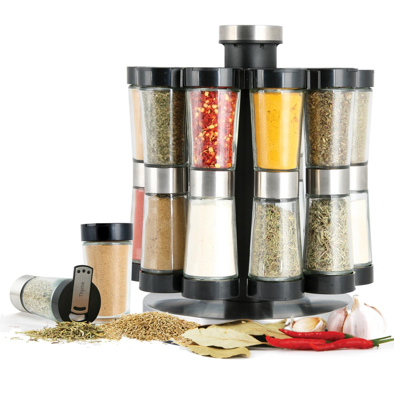 Orii Gsr2520 Hourglass Kitchen Spice Rack