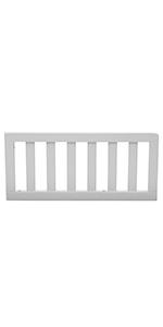 delta children toddler bed guardrail safety rail kids convert crib
