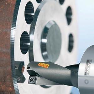 1 Shank Diameter 1 Shank A880.LXxx-02 Tool Style Code Sandvik Coromant A880-D0875LX25-02 Corodrill 880 Indexable Insert Drill