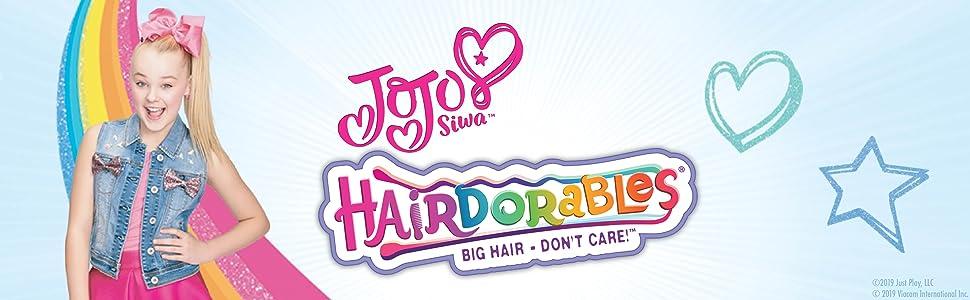 jojo hairdorables