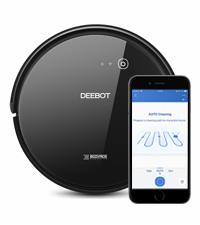 Amazon.com - Ecovacs DEEBOT N79S Robotic Vacuum Cleaner with ...