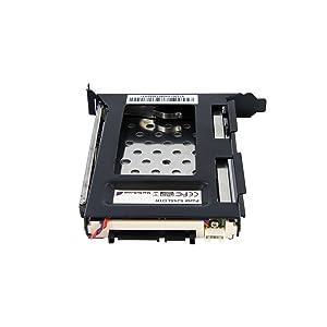 trayless hard drive rack