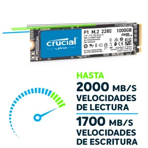 SSD Crucial P1