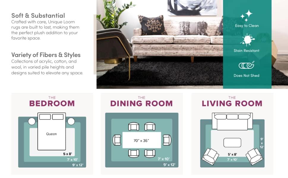 rug, area rug, kitchen rug, living room rug, bedroom rug, 8x10 area rug, runner rug for hallway