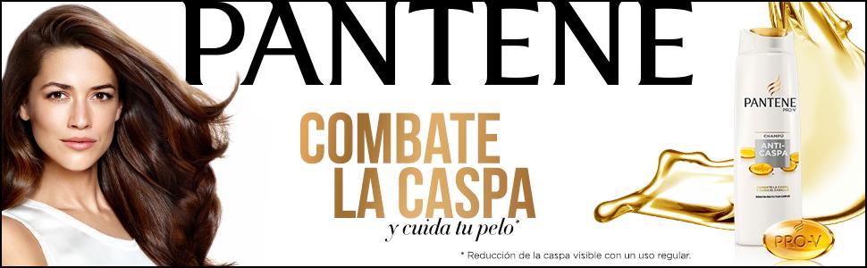 Pantene Pro-V Anti-Caspa Champú, Deja El Pelo Increíblemente ...