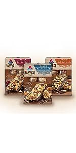 atkins, high fiber, gluten free, snack, low sugar, low carb