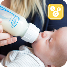 baby bottles, vitamin study, baby bottle, reduce colic, breastmilk bottle, Dr. Brown's
