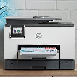 Imprimante tout-en-un HP OfficeJet Pro 9025