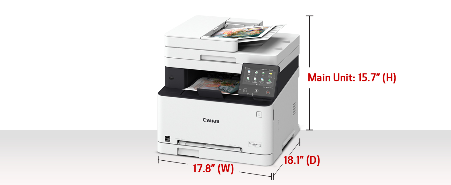 mf634, canon mf634, mf634cdw, laser printer, canon laser printer, canon laser, color printer