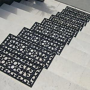 step mats