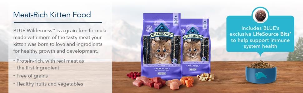 Natural cat food;Dry cat food;Cat food dry;Kitten food;High protein cat food;Grain free cat food