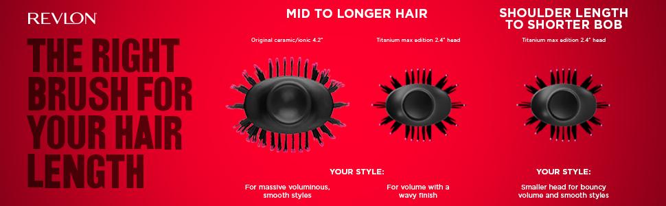 one step hair dryer; revlon; revlon appliances; one step volumizer; rvdr5222mnt