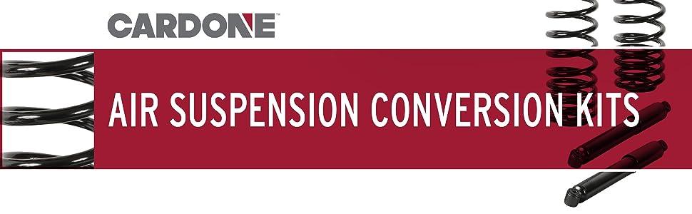 Air Suspension Conversion Kits