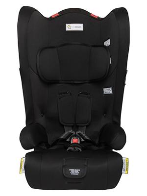 infasecure roamer II 2 convertible booster seat black