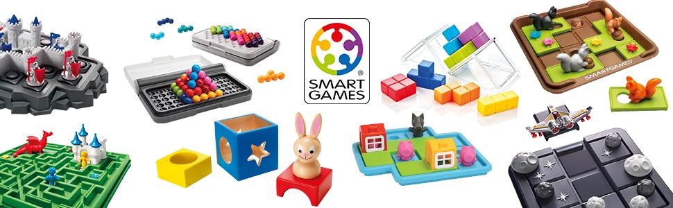 Smart Games-SG023ES Juego, Miscelanea (Lúdilo SG023ES): Amazon.es ...