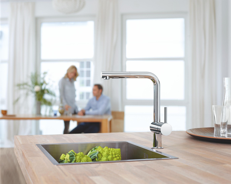 Top Ergebnis 50 Elegant Grohe Küchenarmatur Mit Ausziehbarer Brause