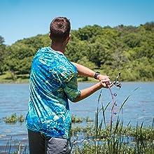 Realtree Fishing, Mossy Oak Fishing, Staghorn Fishing