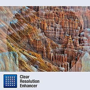 Clear Resolution Enhancer