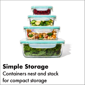 013 Details about  /12 Piece Airtight Container Set