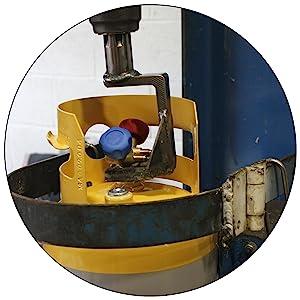 62010 cylinder valve installation
