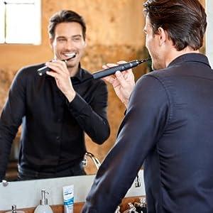 elektrikli diş fırçası, pembe diş fırçası, diş telleri için diş fırçası, diş beyazlatma