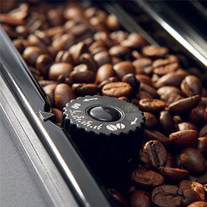 Coffee Machine bean grinder