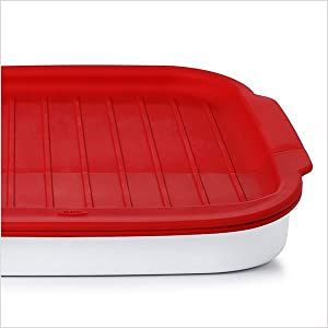 Amazon.com: OXO recipiente para cocinar huevos en microondas ...
