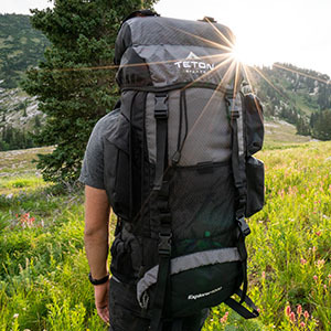 TETON Sports Explorer4000 fits men, women, and young adults. Get the perfect fit with the Explorer.