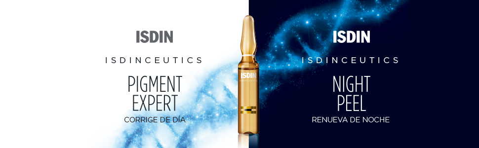 Isdin Isdinceutics Tratamiento Antimanchas Pigment Expert + Night ...