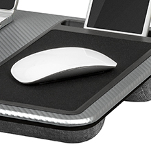 home office, lap desk, lapdesk, lapgear, laptop, tablet, mouse pad, media device, media lap desk